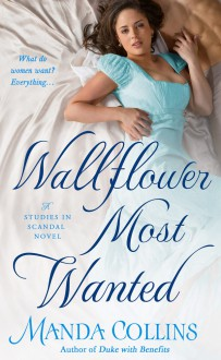 Wallflower Most Wanted - Manda Collins