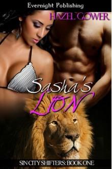 Sasha's Lion - Hazel Gower