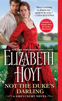 Not the Duke's Darling - Elizabeth Hoyt