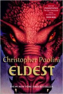Eldest (Inheritance Cycle Series #2) -