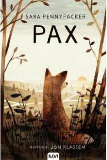 Pax - Sara Pennypacker, Jon Klassen, Dorota Dziewońska
