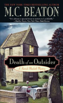 Death of an Outsider - M.C. Beaton