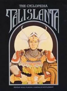 The Cyclopedia Talislanta - Stephan Michael Sechi, P.D. Breeding-Black