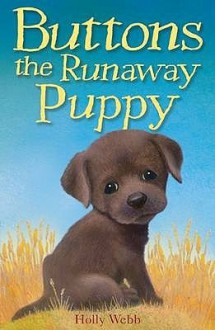 Buttons the Runaway Puppy - Holly Webb, Sophy Williams