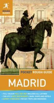 Pocket Rough Guide Madrid - Simon Baskett