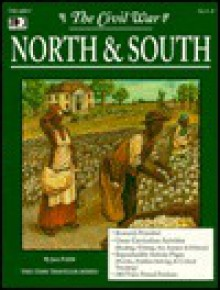 The Civil War : North and South (Time traveler series) - Jane Pofahl