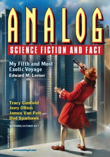 Analog Science Fiction and Fact, September-October 2017 - Tract Canfield,Eldar Zakirov,Edward M. Lerner,Jerry Oltion