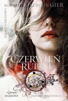 Czerwień rubinu. Trylogia czasu - Gier Kerstin