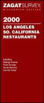 Zagat Los Angeles/So. California Restaurants - Merrill Shindler