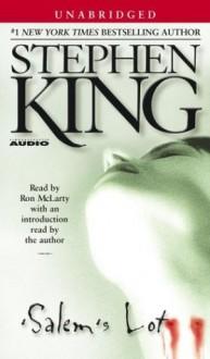'Salem's Lot (Audio) - Ron McLarty, Stephen King