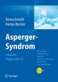 Asperger-Syndrom (Manuale psychischer Störungen bei Kindern und Jugendlichen) - Helmut Remschmidt