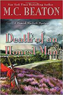 Death of an Honest Man (A Hamish Macbeth Mystery) - M. C. Beaton