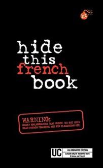 Hide This French Book - APA Editors, Berlitz Publishing Company, APA Editors