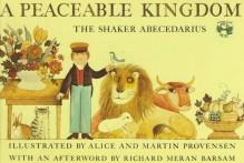 A Peaceable Kingdom: The Shaker Abecedarius - Alice Provensen, Martin Provensen, Richard Meran Barsam