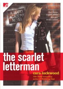 The Scarlet Letterman - Cara Lockwood