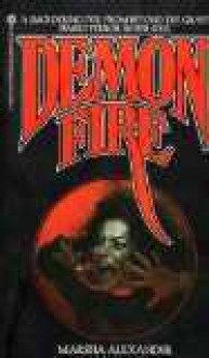Demon Fire - Marsha Alexander
