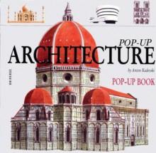 The Architecture Pop Up Book - Anton Radevsky