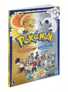 Pokemon HeartGold & SoulSilver: The Official Pokemon Johto Guide & Johto Pokedex: Official Strategy Guide - Pokémon Company International