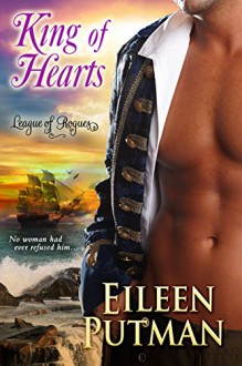 King of Hearts: British Rogues Historical Romance (League of Rogues Book 1) - Eileen Putman