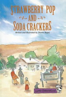 Strawberry Pop and Soda Crackers - Shonto Begay