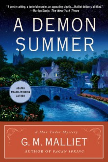 A Demon Summer - G.M. Malliet