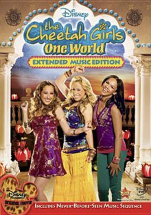 The Cheetah Girls: One World - Paul Hoen, Sabrina Bryan, Adrienne Bailon