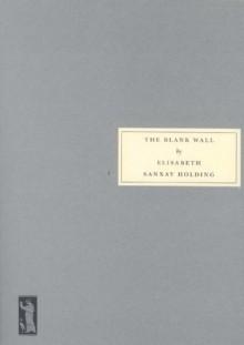 The Blank Wall - Elisabeth Sanxay Holding
