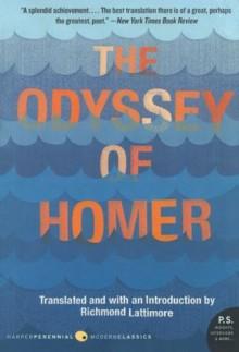 The Odyssey - Homer, Richmond Lattimore
