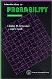 Introduction to Probability - Charles M. Grinstead, J. Laurie Snell