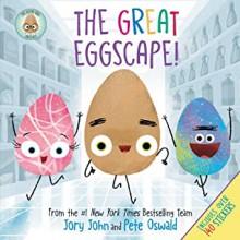 The Great Eggscape! - Jory John
