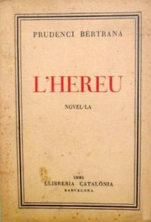 L'hereu - Prudenci Bertrana