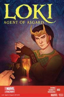 Loki: Agent of Asgard #2 - Al Ewing