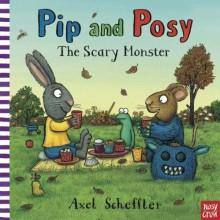 The Scary Monster - Axel Scheffler, Nosy Crow