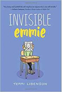 Invisible Emmie - Terri Libenson,Terri Libenson