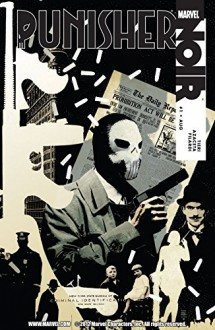 Punisher Noir #1 (of 4) (Punisher Noir Vol. 1) - Frank Tieri,Paul Azaceta