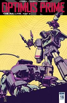 Optimus Prime #16 - Kei Zama,John Barber