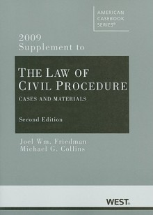 Civil Procedure - Friedenthal, Jack H. Friedenthal, Jack H.