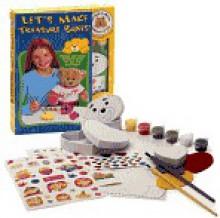 Build-A-Bear Workshop: Let's Make Treasure Boxes! - Lynn Brunelle, Betsy Pringle