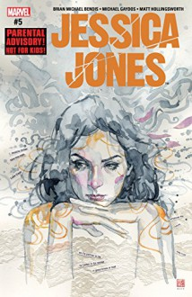 Jessica Jones (2016-) #5 - Michael Gaydos,David Mack,Brian Michael Bendis