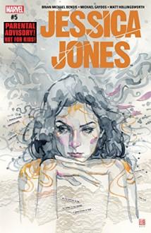 Jessica Jones (2016-) #5 - Michael Gaydos, David Mack, Brian Michael Bendis