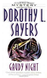 Gaudy Night - Dorothy L. Sayers