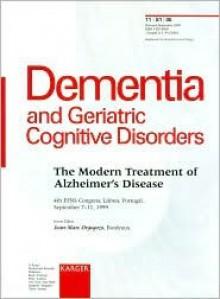 The Modern Treatment of Alzheimer Disease: Proceedings - Jean-Marc Orgogozo