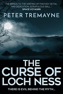 Curse of Loch Ness - Peter Tremayne