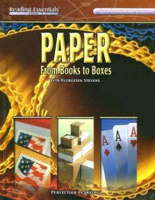 Paper: From Books to Boxes - BETH STEVENS