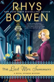 The Last Mrs. Summers - Rhys Bowen