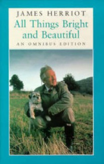 All Things Bright And Beautiful Hb - James Herriot