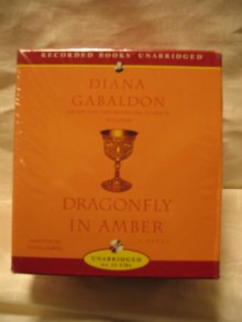 Dragonfly in Amber by Diana Gabaldon Unabridged CD Audiobook (The Outlander Series, Book 2) - Diana Gabaldon, Davina Porter