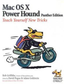 Mac OS X Power Hound - Rob Griffiths