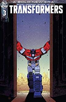 Transformers (2019-) #3 - Brian Ruckley