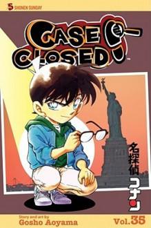 Case Closed, Vol. 35: Greek Tragedy - Gosho Aoyama